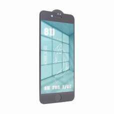 Tempered glass Mirror 8D 9H iPhone 7/8 zelena