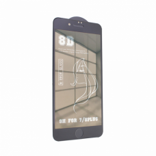 Tempered glass Mirror 8D 9H iPhone 7 plus/8 plus zlatna