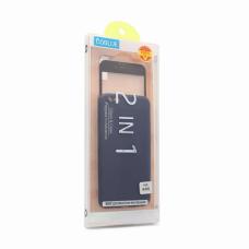 Futrola + Tempered glass Coblue za iPhone 6/6S plava