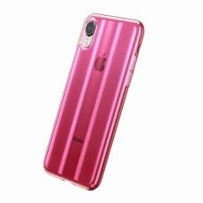 Futrola Baseus Aurora za iPhone XR pink
