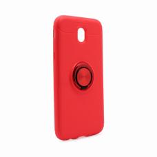Futrola Becation za Samsung J730F Galaxy J7 2017 (EU) crvena + crveni holder/auto stalak