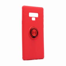 Futrola Becation za Samsung N960 Note 9 crvena + crveni holder/auto stalak