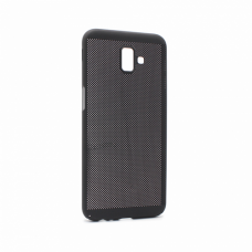 Futrola Breathe mat za Samsung J610FN Galaxy J6 Plus crna