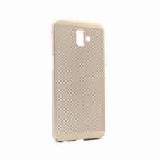 Futrola Breathe mat za Samsung J610FN Galaxy J6 Plus zlatna