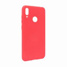 Futrola Buzzer Net za Huawei Y7 2019/Y7 Prime 2019 crvena
