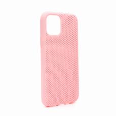 Futrola Buzzer Net za iPhone XI 5.8 roze