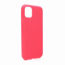 Futrola Buzzer Net za iPhone XI 6.1 pink