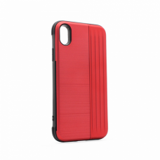 Futrola Card Slot za iPhone XR crvena