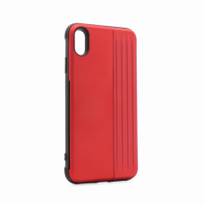 Futrola Card Slot za iPhone XS Max crvena