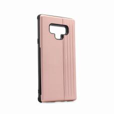 Futrola Card Slot za Samsung N960F Note 9 roze