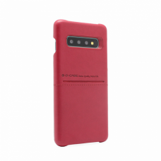 Futrola Cardcool za Samsung G973 Galaxy S10 crvena