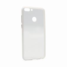 Futrola Clear Cover za Huawei P Smart/Enjoy 7S bela