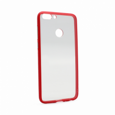 Futrola Clear Cover za Huawei P Smart/Enjoy 7S crvena