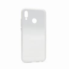 Futrola Clear Cover za Huawei P20 Lite bela