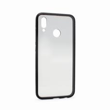 Futrola Clear Cover za Huawei P20 Lite crna