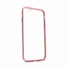 Futrola Clear Cover za iPhone 6/6S roze