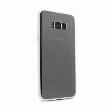 Futrola Clear Cover za Samsung G955 S8 plus bela
