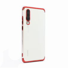 Futrola Color edge za Huawei P30 crvena