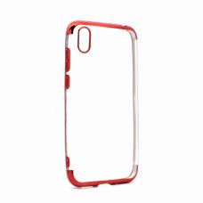 Futrola Color edge za Huawei Y5 2019/Honor 8S crvena