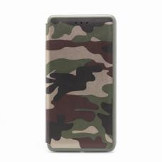 Futrola Defender Military bi fold za Samsung J330F Galaxy J3 2017 (EU) crna