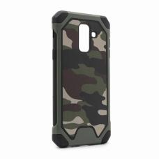 Futrola Defender Military za Samsung A605G Galaxy A6 Plus 2018 crna
