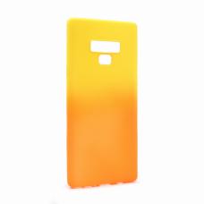 Futrola Double summer vibe za Samsung N960 Note 9 narandzasto-zuta