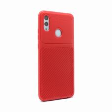 Futrola Elegant Carbon za Huawei Honor 10 lite/P smart 2019 crvena