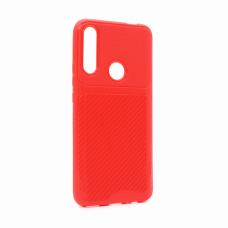Futrola Elegant Carbon za Huawei P smart Z crvena