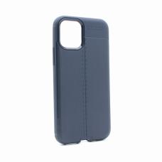 Futrola Elegant men Exclusive za  iPhone XI 5.8  plava