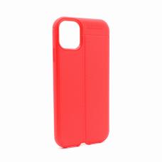 Futrola Elegant men Exclusive za  iPhone XI 6.1 crvena