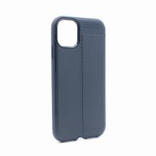 Futrola Elegant men Exclusive za  iPhone XI 6.1  plava