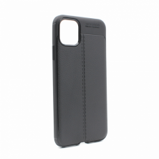 Futrola Elegant men Exclusive za  iPhone XI 6.5 crna