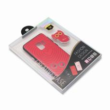 Futrola Finger Ring Proda Meng za Samsung G960 S9 owl