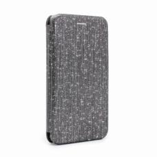 Futrola Flip Crystal za Huawei Mate 20 Lite crna