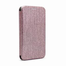 Futrola Flip Crystal za Huawei P Smart Z/Y9 Prime 2019 roze