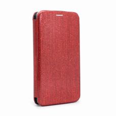 Futrola Flip Crystal za Huawei P30 crvena