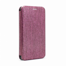 Futrola Flip Crystal za Huawei P30 pink