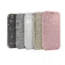 Futrola Flip Diamond za Huawei P smart Z/Y9 Prime 2019 roze