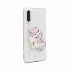 Futrola Fluid Glitter za Huawei P30  type 28