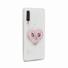 Futrola Fluid Glitter za Huawei P30  type 53