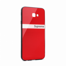 Futrola GLASS Supreme za Samsung J415FN Galaxy J4 Plus crvena