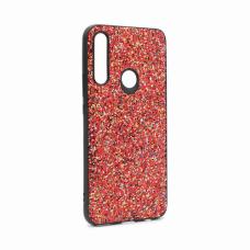 Futrola Glitter za Huawei P smart Z 2019/Y9 Prime 2019 crvena