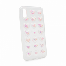 Futrola Happy Hearts za iPhone X type 1
