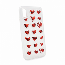 Futrola Happy Hearts za iPhone X type 5