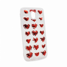 Futrola Happy Hearts za Samsung J730F Galaxy J7 2017 (EU) type 5