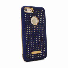 Futrola Hot Dots za iPhone 7/8 tamno plava