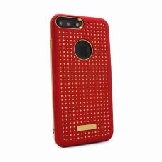 Futrola Hot Dots za iPhone 7 plus/8 plus crvena