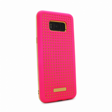Futrola Hot Dots za Samsung G955 S8 Plus pink