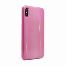 Futrola Lighting za iPhone X/XS pink
