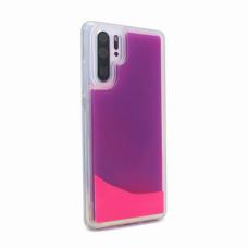 Futrola Liquid color za Huawei P30 Pro ljubicasto-pink
